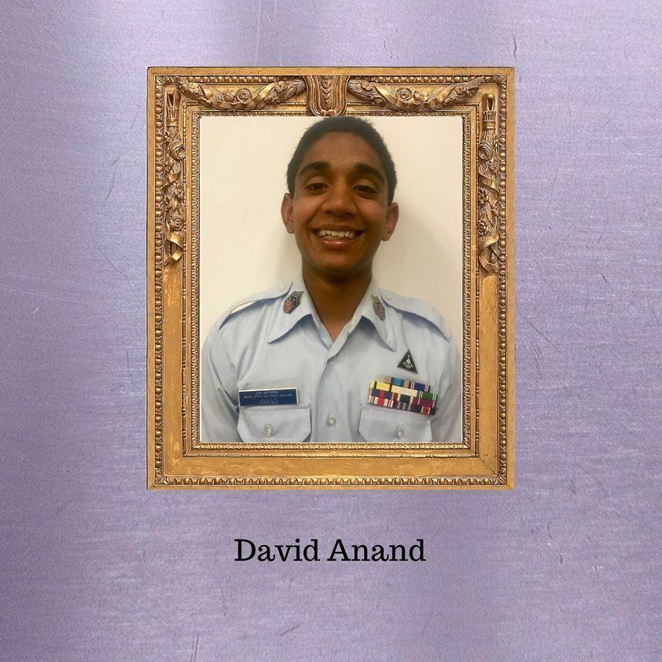 David Anand
