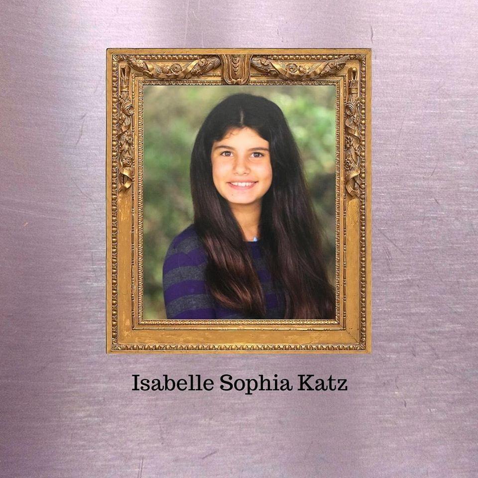 Isabelle Sophia Katz