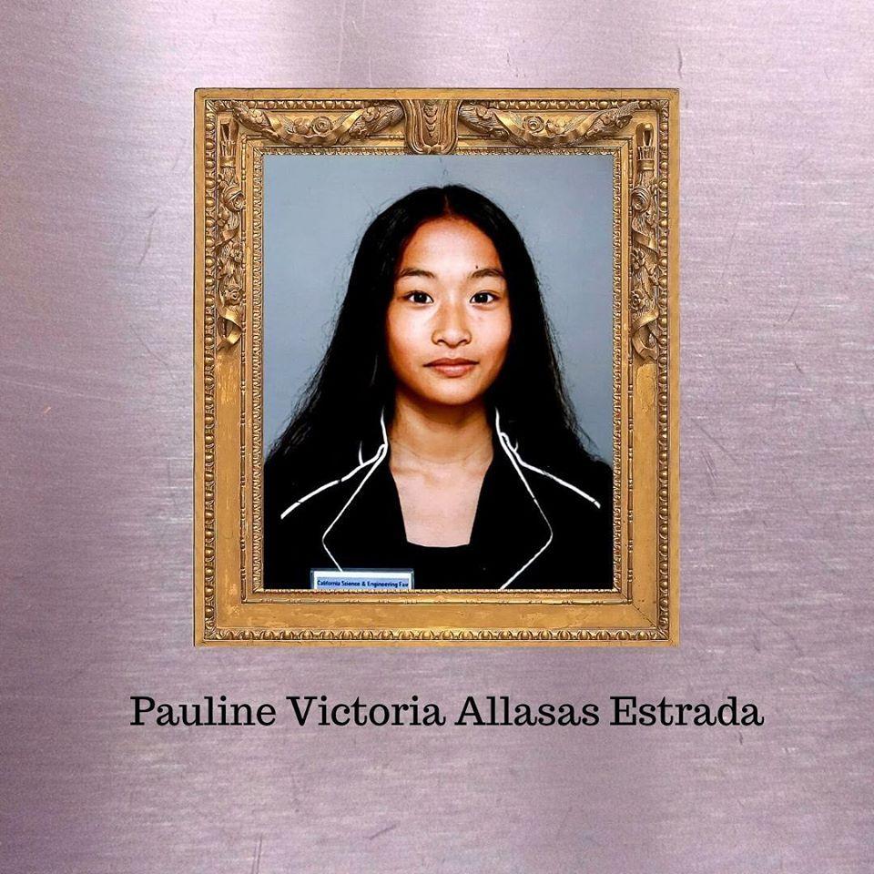 Pauline Victoria Allasas Estrada