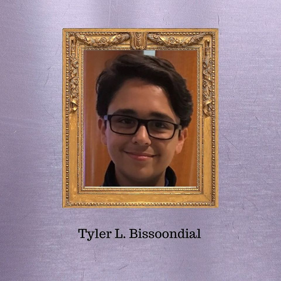 Tyler L. Bissoondial