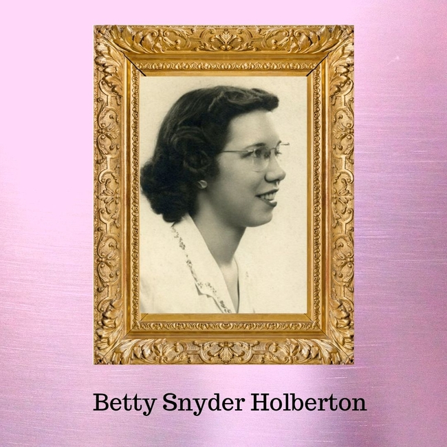 Betty Snyder Holberton